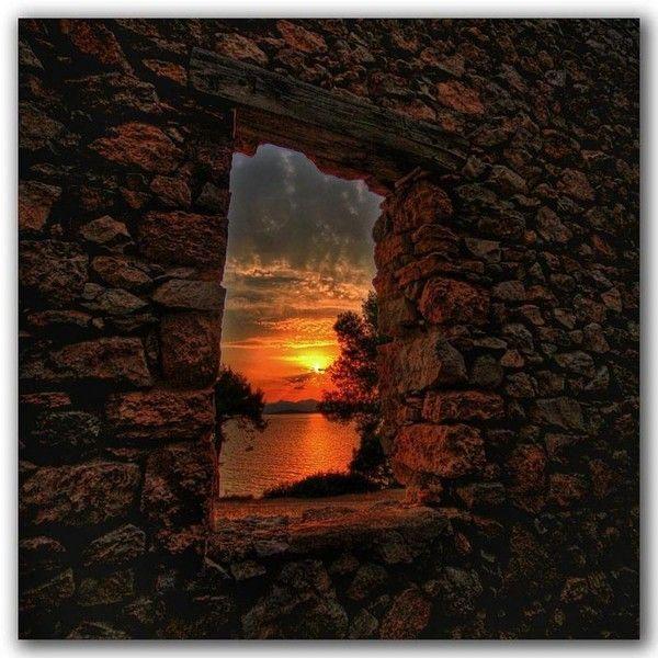 Fen tre ouverte sur le soleil for Fenetre ouverte sur paysage